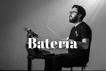 artes música batería