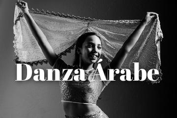 artes danza árabe