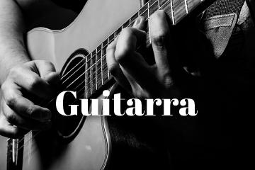artes música guitarra