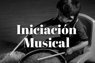 artes música iniciacion