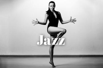 artes danza jazz