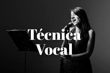 artes música técnica vocal