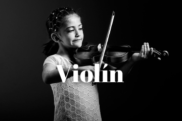 artes música violín