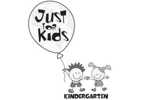 En Avant Logo Just For Kids